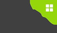 Logo, jossa lukee Aspa.