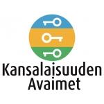 kansalaisuuden avaimet - logo
