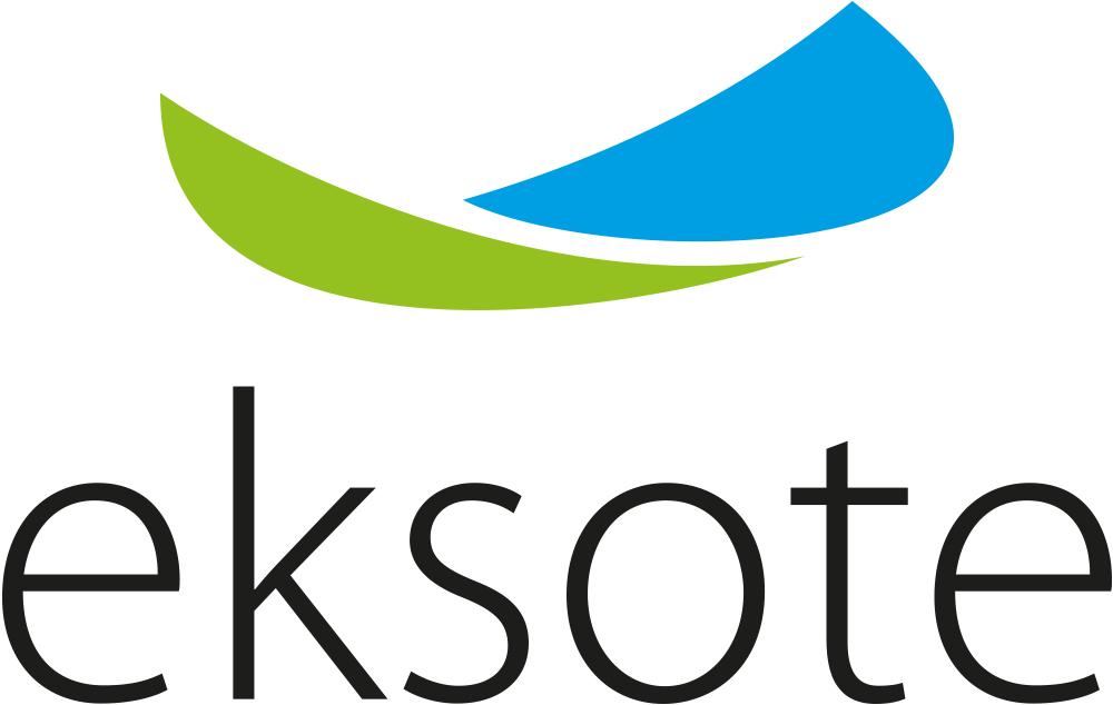 eksote, Etelä-Karjalan sosiaali- ja terveyspiiri - logo
