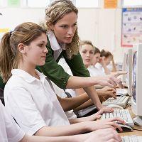 tietokoneluokassa