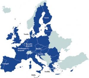 Euroopan Unionin Jäsenmaat