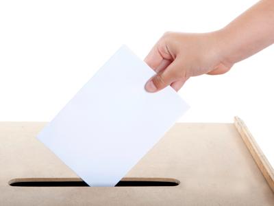Äänestäminen