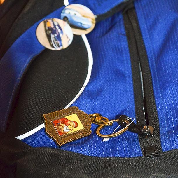 Pinssit ja avaimenperä