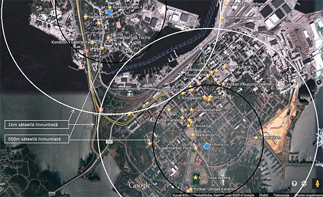 Asuntoverkosto: Kotkan Hovinsaari