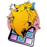 vipinä -hankkeen logo: pelisiili