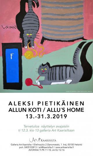 Allun koti -näyttely