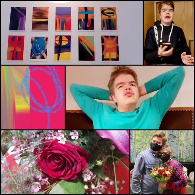 Kuvia Uunosta, hänen taiteesta ja muusta