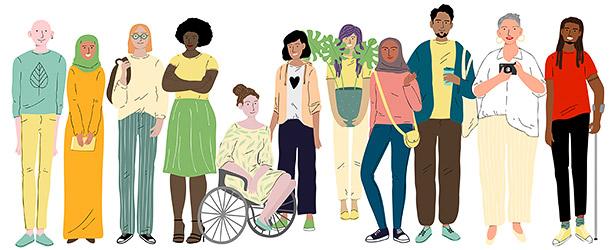 Vammaiset maahanmuuttajat